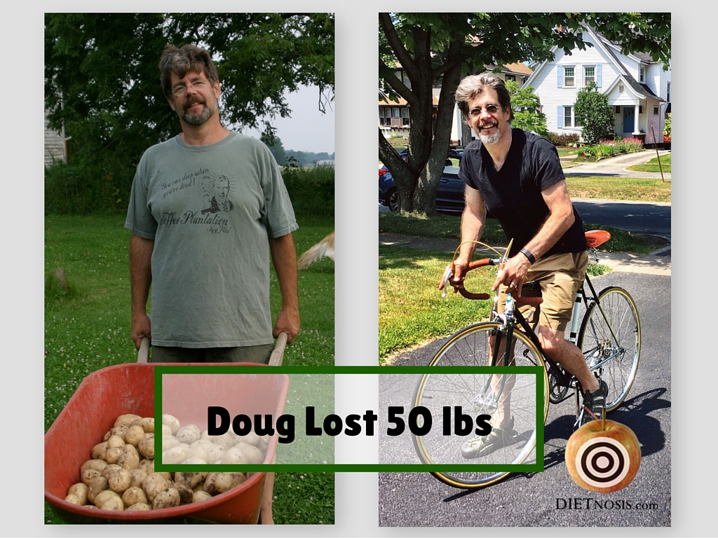 Doug Schmidt Before and After Losing 50 pounds